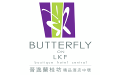 Butterfly on LKF